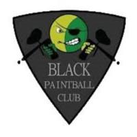 black paintball pärnu logo