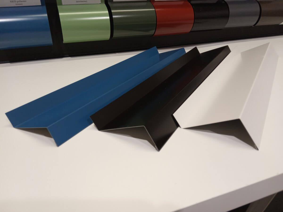 Eesti lipuvärvides aknaplekid (sini-must-valge)